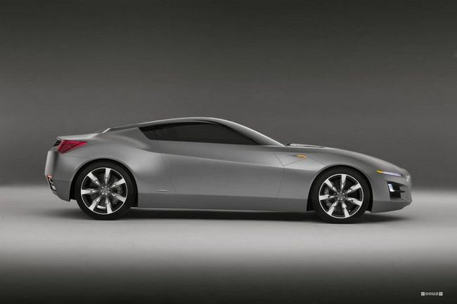 Acura Advanced Sports Car Concept (11 фото)
